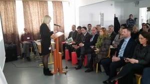 otvoritev kon - gozdarska šola
