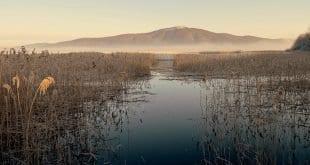 Cerkniško jezero in Slivnica, Foto: Miha Gornik
