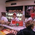 Otvoritev trgovine Spar partner v Cerknici. Foto: Klavdija Hiti