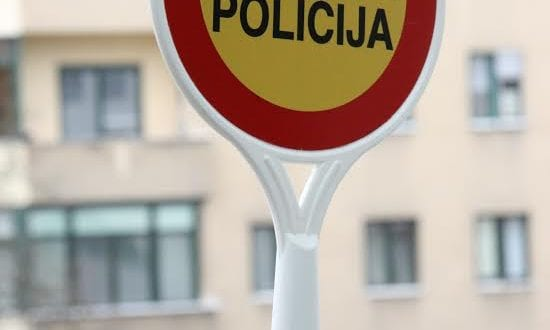 Postojnski policisti preganjali roparje in nasilneže