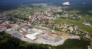 Industrijski kompleks v Logatcu prodan Lonstroffu
