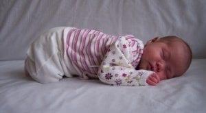 V Sloveniji bo na prvi dan novega leta na svet prijokalo 57 novorojenčkov
