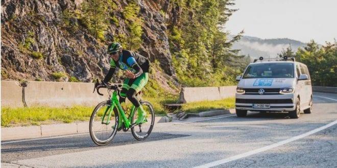 »Lojz Lokomotiva« ponovno zmagovalec kolesarske Dirke okoli Slovenije. Dirka je postregla tudi z novim rekordnim časom. POGLEJTE VIDEO