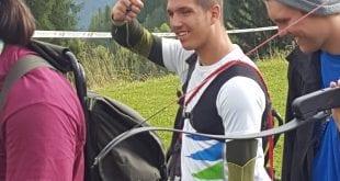 Postojnski lokostrelci odlični na svetovnem prvenstvu, Logatčan Gašper Bolčina osvojil bron
