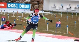 Super strelka prvič do točk na Tirolskem