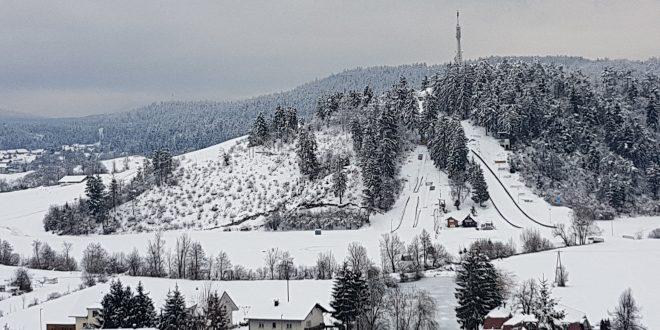 V Logatcu pripravljeni na zimske radosti
