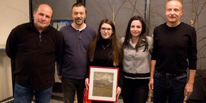 Postojnčanka Ivana Hreščak senzacionalno zmagala na Reki