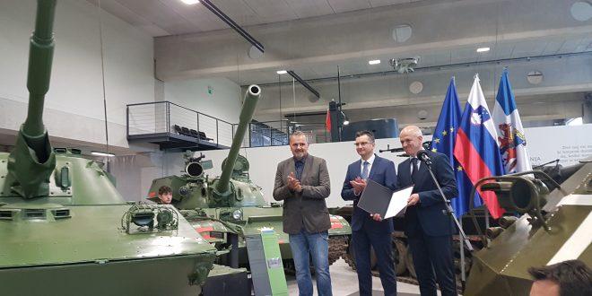 Park vojaške zgodovine danes vpisan v razvid muzejev