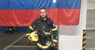 Izak Hribar na najprestižnejšem gasilskem tekmovanju v Berlinu – 11. maja navijamo v živo!
