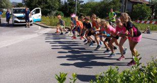 Dan teka in zdravja v Logatcu