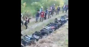 Na Ilirskobistriškem odkrili migrantske tabore