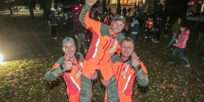 Državno tekmovanje gozdnih delavcev z rekordno udeležbo