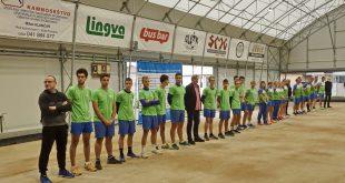 Cerknica: dan slovenskega športa z balinarji