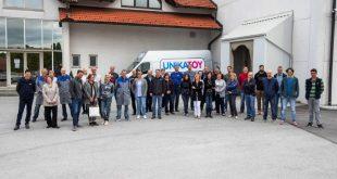 Ob 30. obletnici UNIKA TTI društvom podarila 12.500 evrov