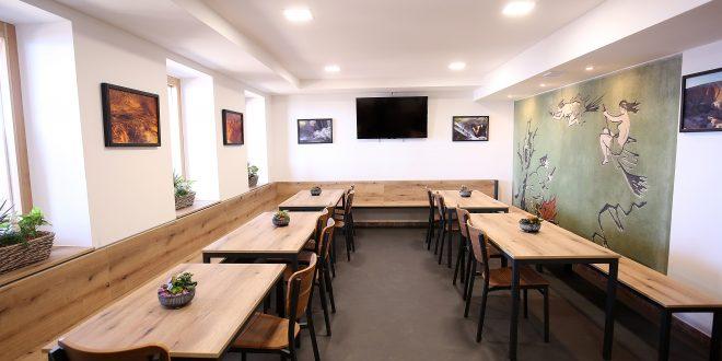 Obnovljeni pritlični prostori Doma na Slivnici