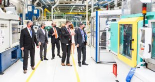 Podjetje Kolektor ATP postaja Kolektorjev kompetenčni center za program hibridnih komponent