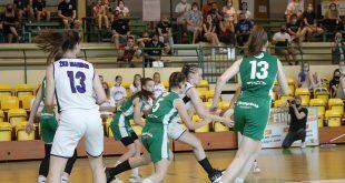 Mlade košarkarice končale turnir