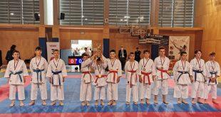 Postojnčani ekupni državni prvaki v karateju