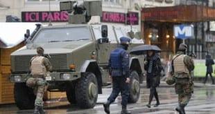 Napad v Bruslju. Foto: 24ur.com