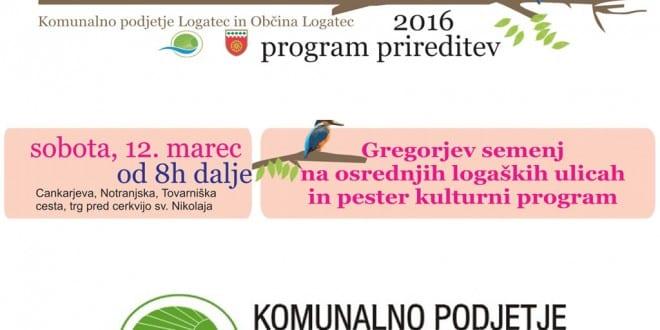 Gregorjevo Logatec