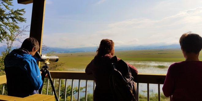 Tematska pot Drvošec ob Cerkniškem jezeru – naj tematska pot v državi!