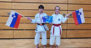 Postojnski karateisti blesteli na balkanskem prvenstvu
